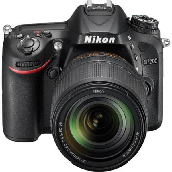 Nikon D7200 kit 5