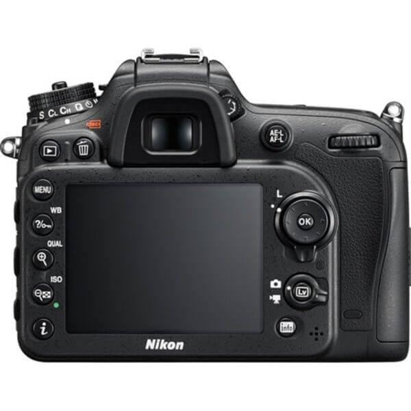 Nikon D7200 kit 6