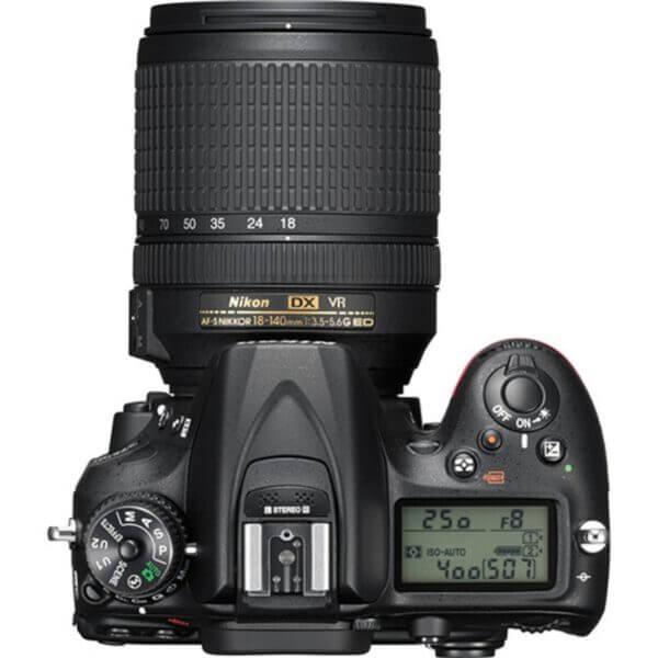 Nikon D7200 kit 7