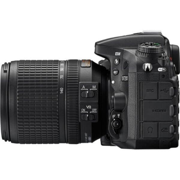 Nikon D7200 kit 9