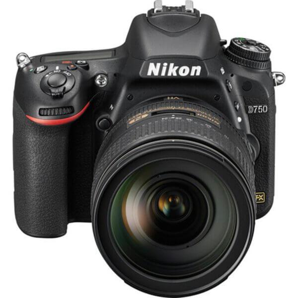 Nikon D750 3