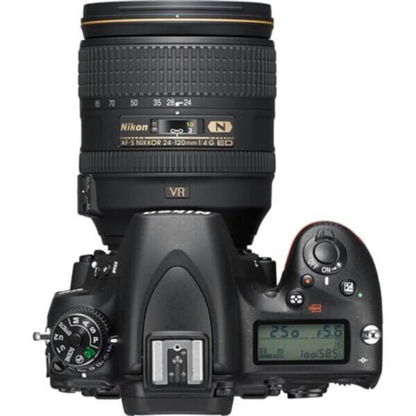 Nikon D750 6