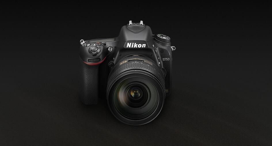 Nikon D750 Kit 24 120 F4G 1