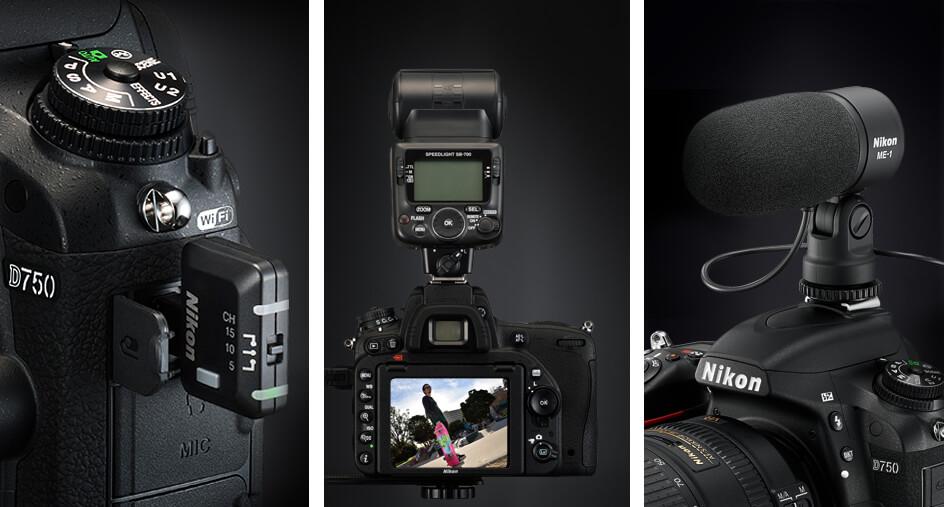 Nikon D750 Kit 24 120 F4G 8