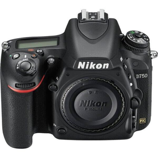 Nikon D750 body 2