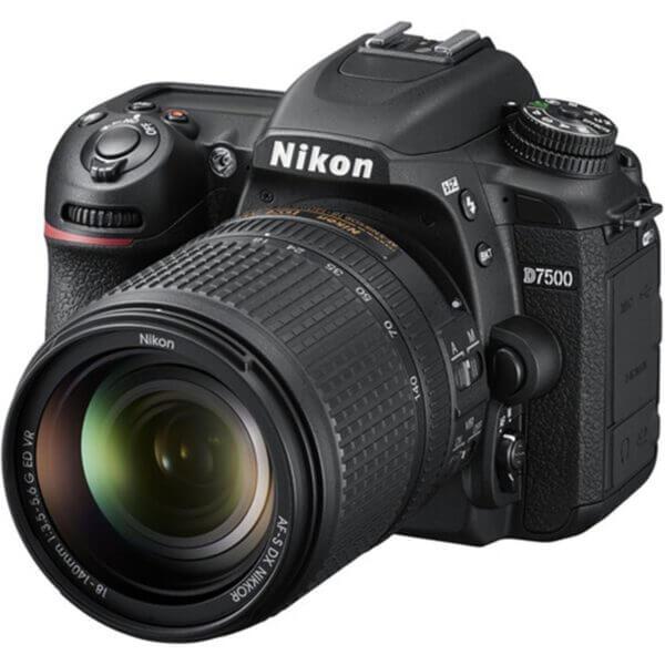 Nikon D7500 kit 2