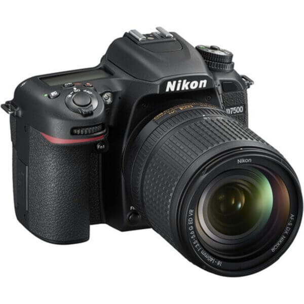 Nikon D7500 kit 4
