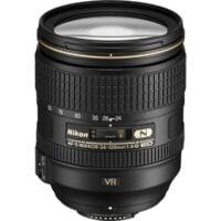 Nikon Lens AF-S 24-120mm f4G ED VR 1