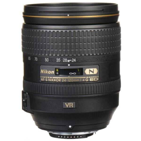 Nikon Lens AF-S 24-120mm f4G ED VR 2