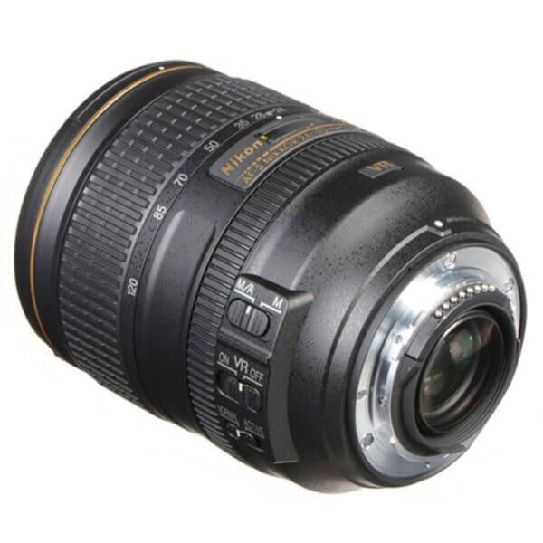 Nikon Lens AF-S 24-120mm f4G ED VR 3