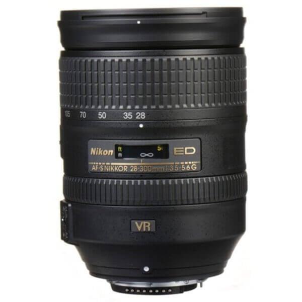 Nikon Lens AF-S 28-300mm f3.5-5.6G ED VR 2