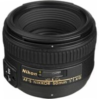 Nikon Lens AF-S 50mm F1.4 G 1