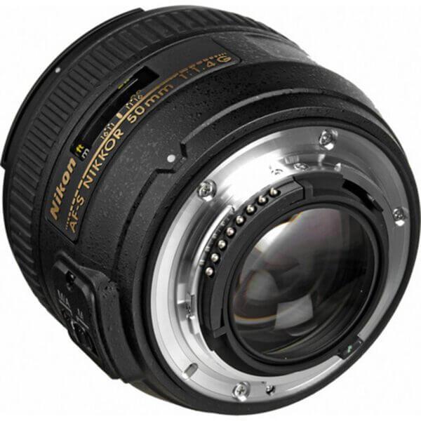 Nikon Lens AF-S 50mm F1.4 G 3
