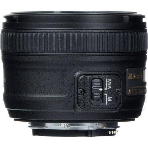 Nikon Lens AF-S 50mm F1.8 G 3