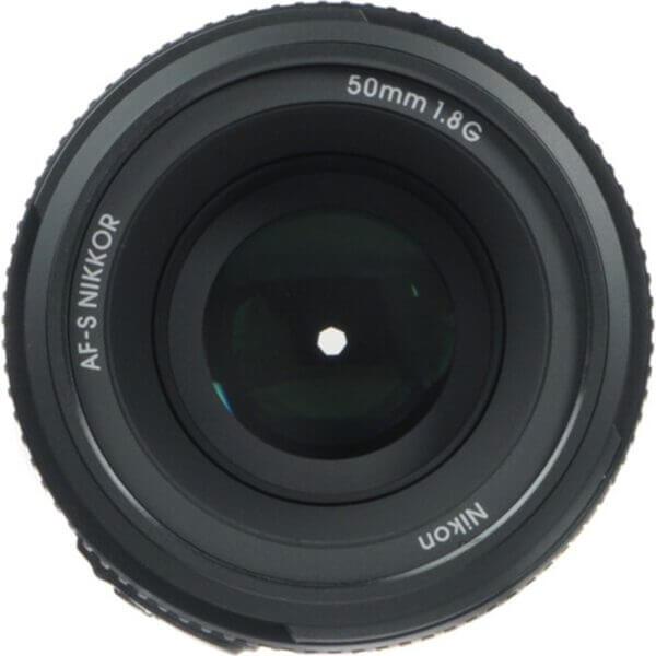 Nikon Lens AF-S 50mm F1.8 G 4