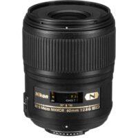 Nikon Lens AF-S 60mm F2.8G ED Micro 1