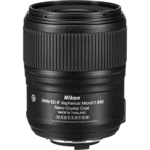 Nikon Lens AF-S 60mm F2.8G ED Micro 3