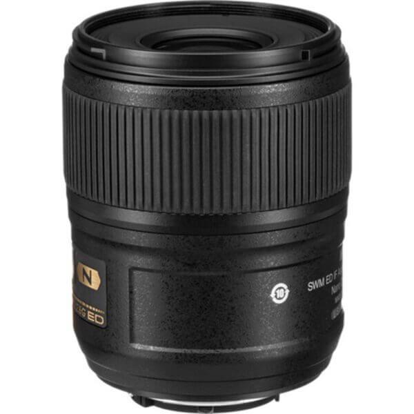 Nikon Lens AF-S 60mm F2.8G ED Micro 4