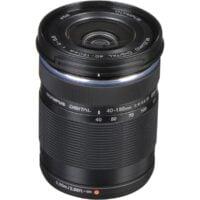 Olympus M.Zuiko Digital ED 40-150mm f4-5.6 R Lens Black (ประกันศูนย์)