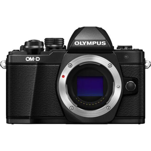 Olympus OM D E M10 Mark II 4 42mm EZ 40 150mm Black11