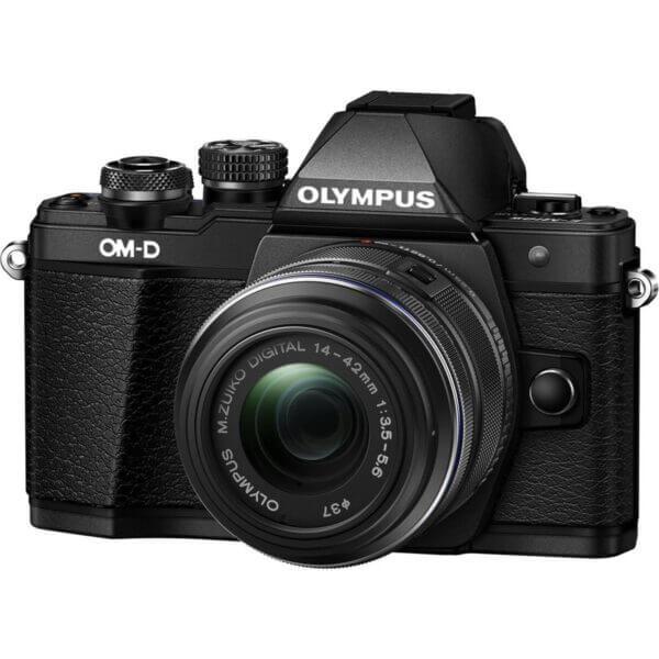 Olympus OM D E M10 Mark II 4 42mm EZ 40 150mm Black3