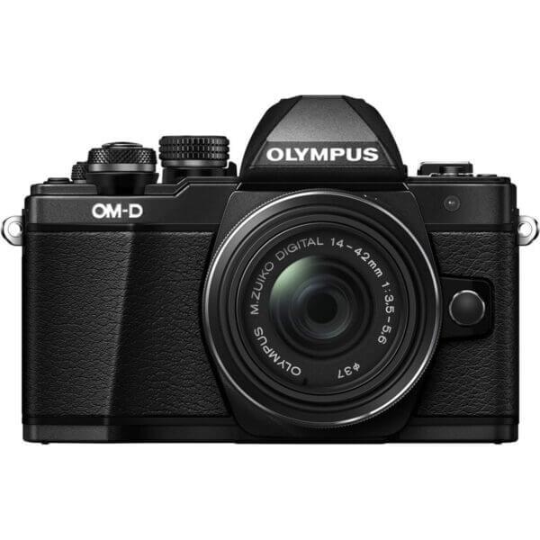 Olympus OM D E M10 Mark II 4 42mm EZ 40 150mm Black7