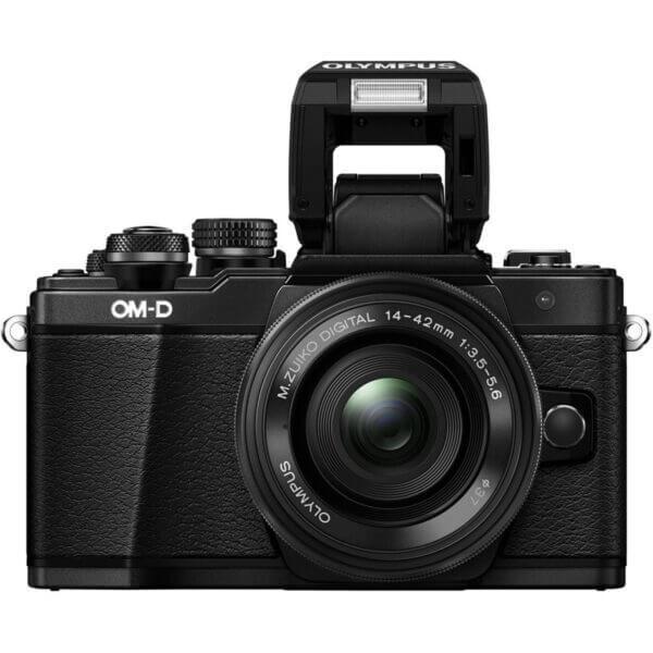 Olympus OM D E M10 Mark II 4 42mm EZ 40 150mm Black9
