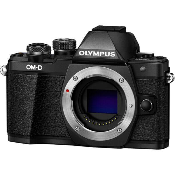 Olympus OM D E M10 Mark II Body Black2