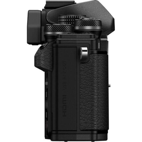 Olympus OM D E M10 Mark II Body Black4