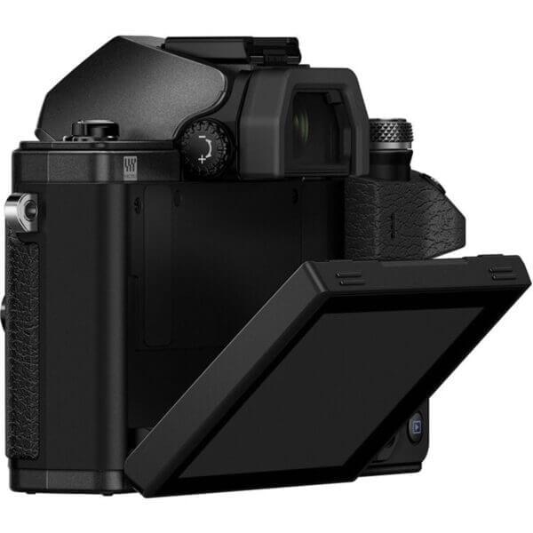 Olympus OM D E M10 Mark II Body Black6