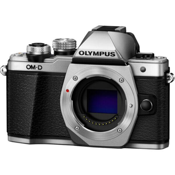 Olympus OM D E M10 Mark II Body Silver ประกันศูนย์ 11