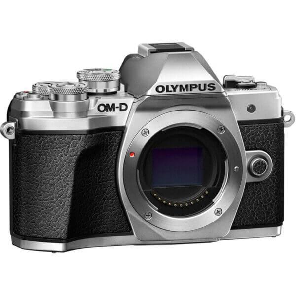 Olympus OM D E M10 Mark III Body Silver ประกันศูนย์2