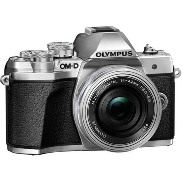 Olympus OM-D E-M10 Mark III Silver 3