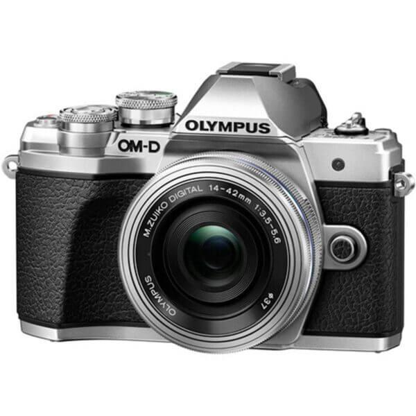 Olympus OM-D E-M10 Mark III Silver 4