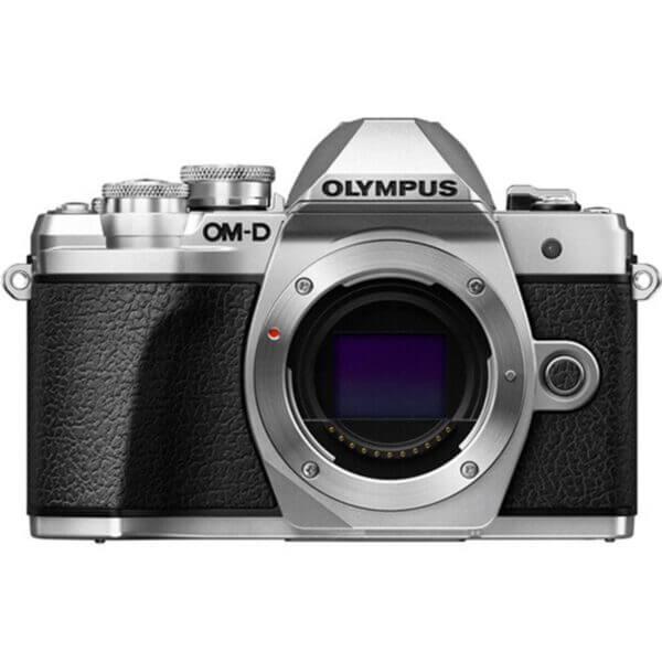 Olympus OM-D E-M10 Mark III Silver 5
