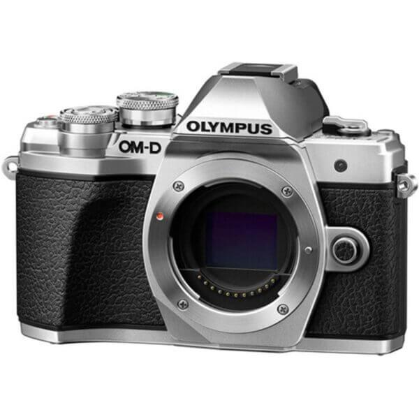 Olympus OM-D E-M10 Mark III Silver 6