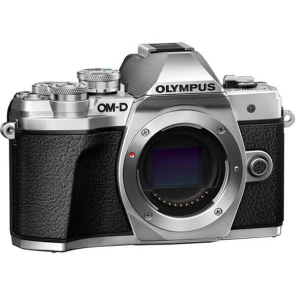 Olympus OM-D E-M10 Mark III Silver 7