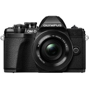 Olympus OM-D E-M10 Mark III black 1