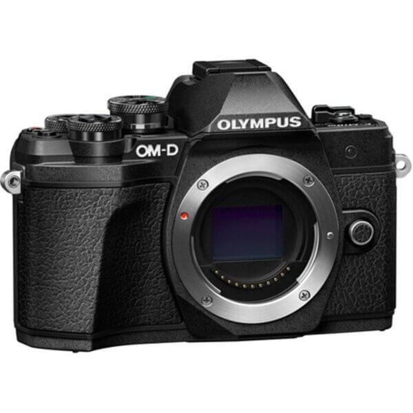 Olympus OM-D E-M10 Mark III black 5