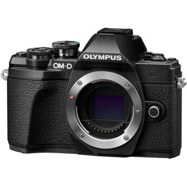 Olympus OM-D E-M10 Mark III black 6