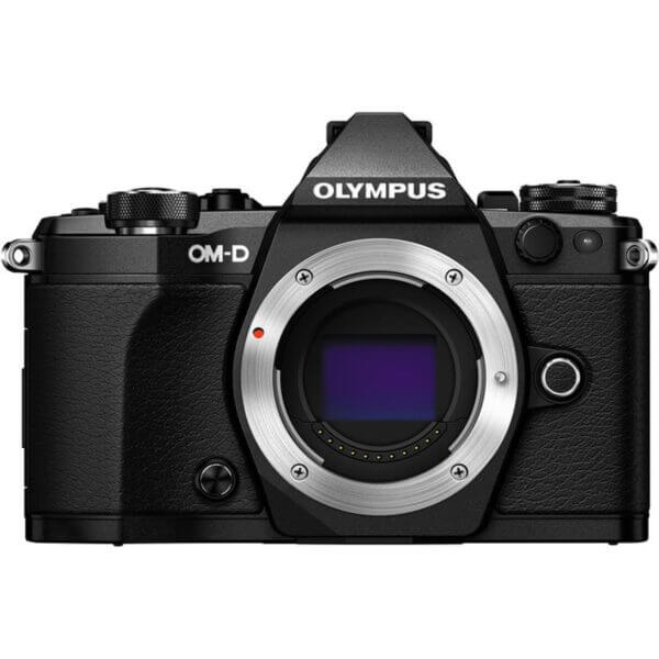 Olympus OM D E M5 Mark II 14 150mm f4 5.6 Black ประกันศูนย์4