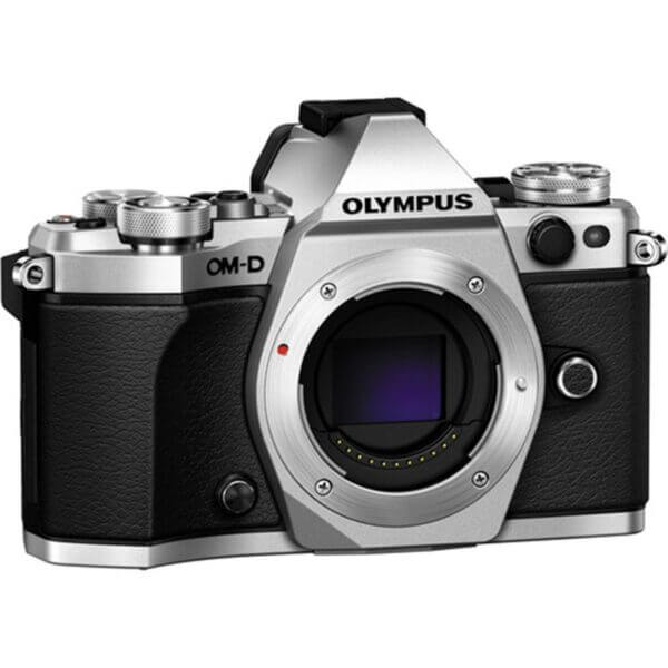 Olympus OM-D E-M5 Mark II Body Silver 2