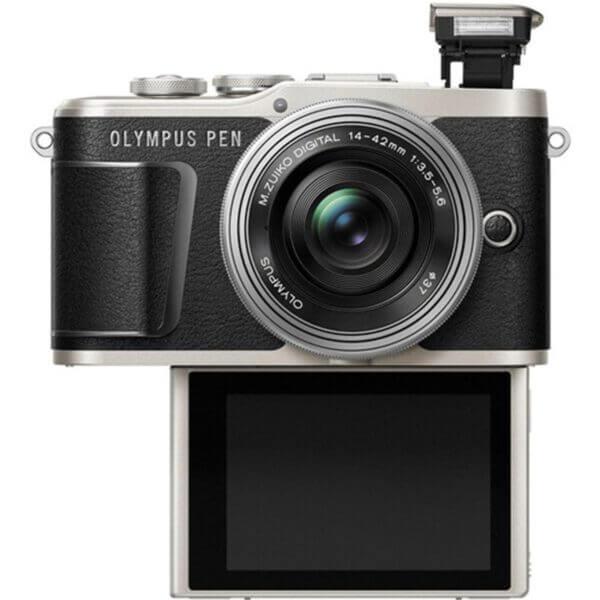Olympus PEN E-PL9 Black 4