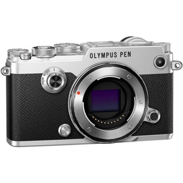 Olympus PEN-F Silver Body 2