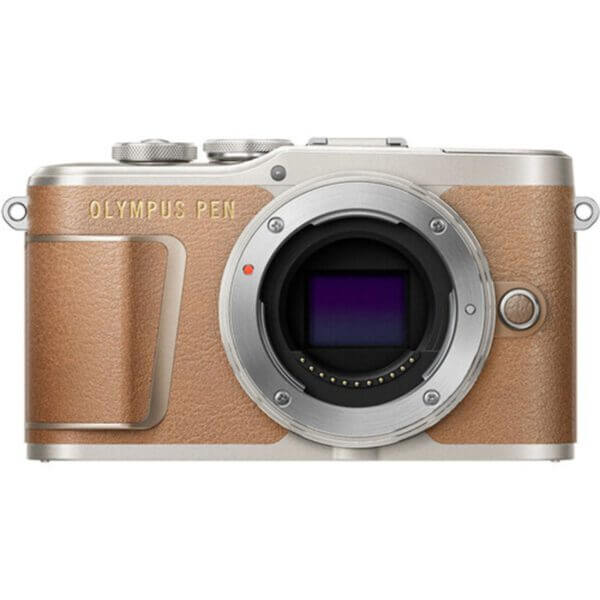Olympus Pen E-PL9 Brown 3