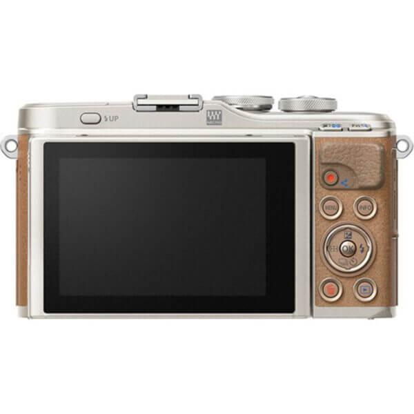 Olympus Pen E-PL9 Brown 4