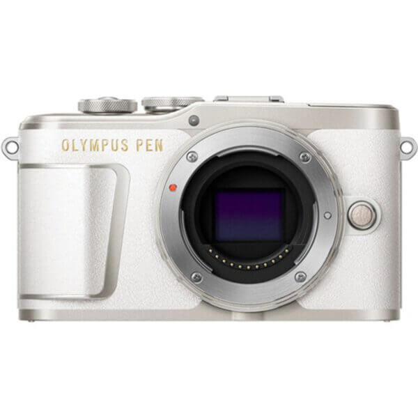 Olympus Pen E-PL9 White 6