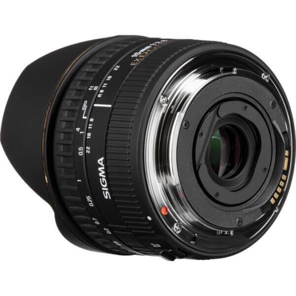 Sigma 15mm f2.8 EX DG Diagonal Fisheye Lens for Canon EF ประกันศูนย์5