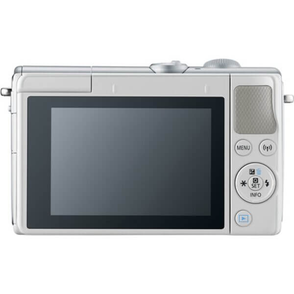 Canon EOS M10 White + 15-45 mm IS STM 6