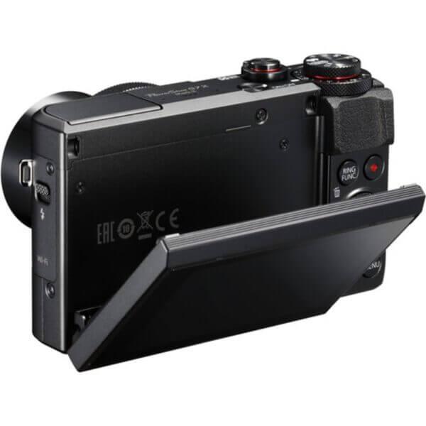 Canon Powershot G7X Mark II 10